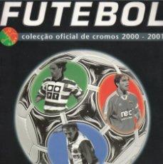 Álbum de fútbol completo: FUTEBOL 2001 PORTUGAL PANINI. Lote 182505585
