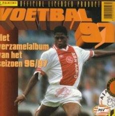 Álbum de fútbol completo: VOETBAL 1997 HOLANDA PANINI. Lote 182505661