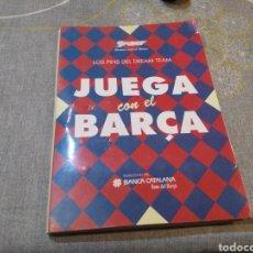 Álbum de fútbol completo: LOTE VARIADO FC BARCELONA 2. Lote 182715716