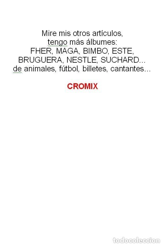 Álbum de fútbol completo: album 1972 1973 Fher Disgra futbol. Campeonato de Liga 72 73. Completo. 2 versiones Iribar - Foto 9 - 48643348