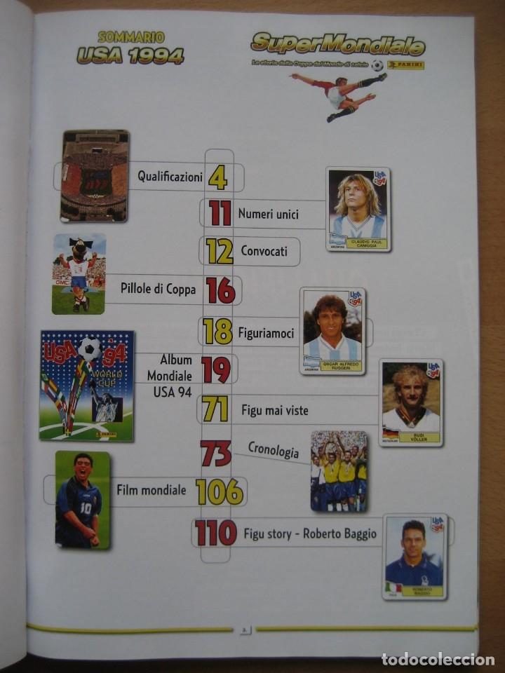 Álbum de fútbol completo: 1994 COPA DEL MUNDO - LIBRO - ALBUM MUNDIAL DE FUTBOL USA 94 - PANINI - Foto 2 - 182830842