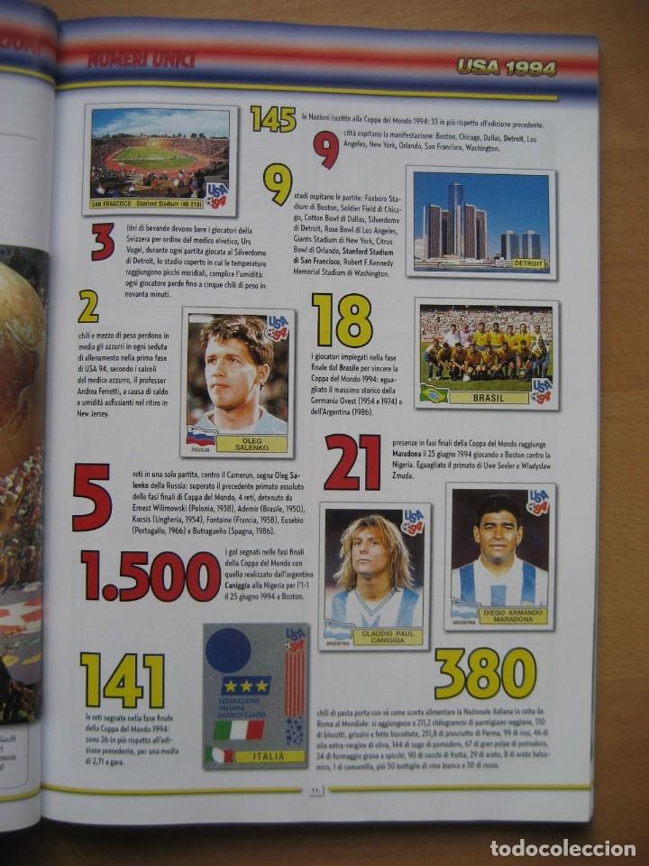 Álbum de fútbol completo: 1994 COPA DEL MUNDO - LIBRO - ALBUM MUNDIAL DE FUTBOL USA 94 - PANINI - Foto 4 - 182830842