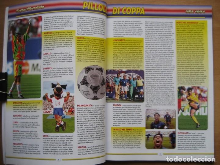Álbum de fútbol completo: 1994 COPA DEL MUNDO - LIBRO - ALBUM MUNDIAL DE FUTBOL USA 94 - PANINI - Foto 6 - 182830842