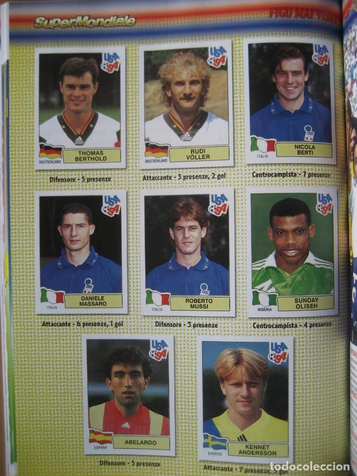 Álbum de fútbol completo: 1994 COPA DEL MUNDO - LIBRO - ALBUM MUNDIAL DE FUTBOL USA 94 - PANINI - Foto 19 - 182830842