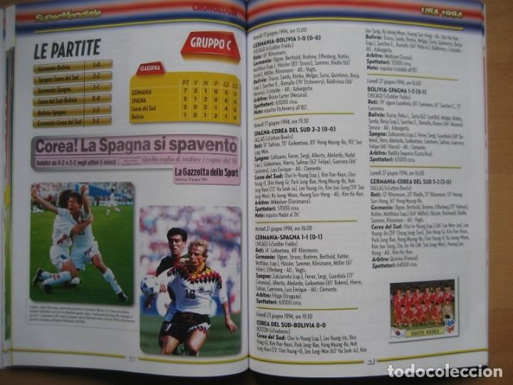 Álbum de fútbol completo: 1994 COPA DEL MUNDO - LIBRO - ALBUM MUNDIAL DE FUTBOL USA 94 - PANINI - Foto 20 - 182830842
