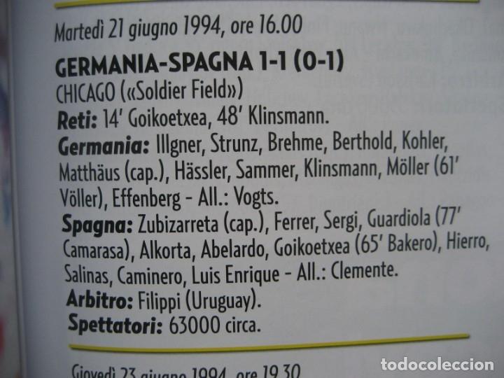 Álbum de fútbol completo: 1994 COPA DEL MUNDO - LIBRO - ALBUM MUNDIAL DE FUTBOL USA 94 - PANINI - Foto 21 - 182830842