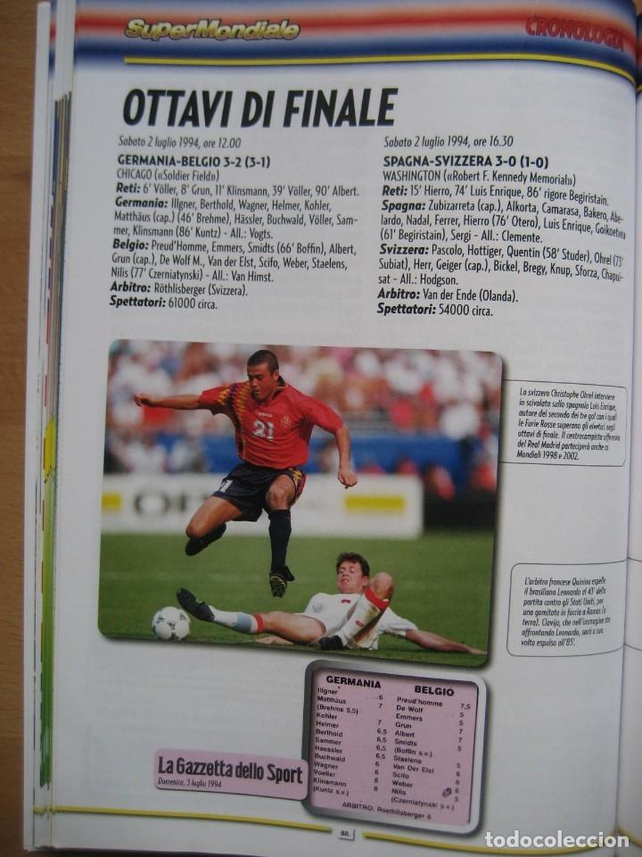 Álbum de fútbol completo: 1994 COPA DEL MUNDO - LIBRO - ALBUM MUNDIAL DE FUTBOL USA 94 - PANINI - Foto 22 - 182830842