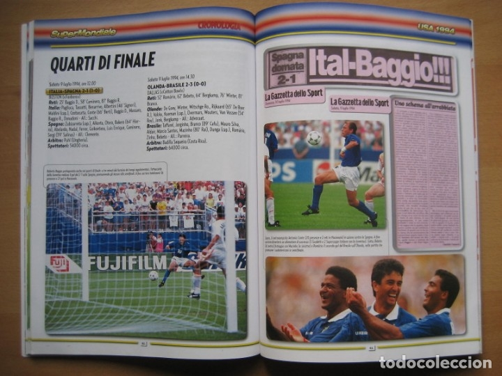 Álbum de fútbol completo: 1994 COPA DEL MUNDO - LIBRO - ALBUM MUNDIAL DE FUTBOL USA 94 - PANINI - Foto 24 - 182830842