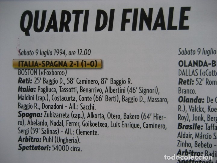 Álbum de fútbol completo: 1994 COPA DEL MUNDO - LIBRO - ALBUM MUNDIAL DE FUTBOL USA 94 - PANINI - Foto 25 - 182830842