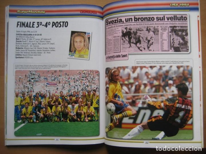 Álbum de fútbol completo: 1994 COPA DEL MUNDO - LIBRO - ALBUM MUNDIAL DE FUTBOL USA 94 - PANINI - Foto 27 - 182830842