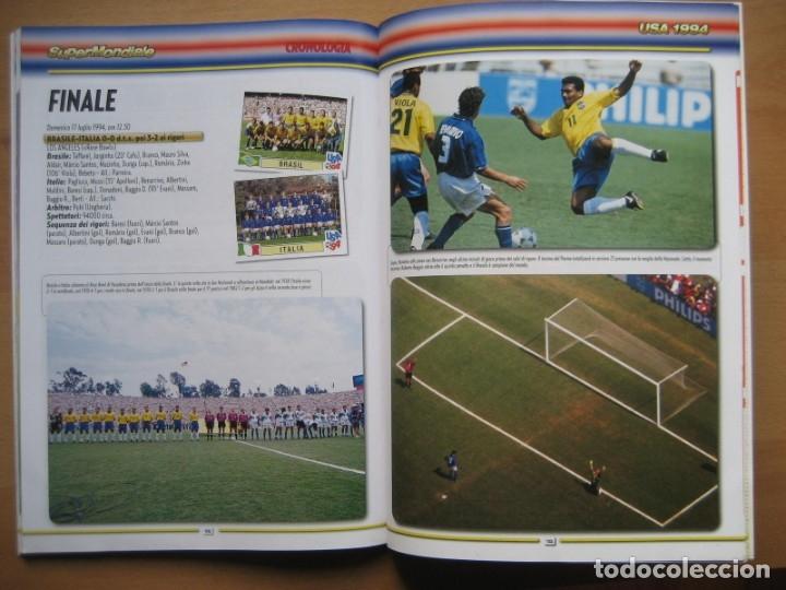 Álbum de fútbol completo: 1994 COPA DEL MUNDO - LIBRO - ALBUM MUNDIAL DE FUTBOL USA 94 - PANINI - Foto 28 - 182830842
