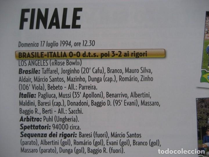 Álbum de fútbol completo: 1994 COPA DEL MUNDO - LIBRO - ALBUM MUNDIAL DE FUTBOL USA 94 - PANINI - Foto 29 - 182830842