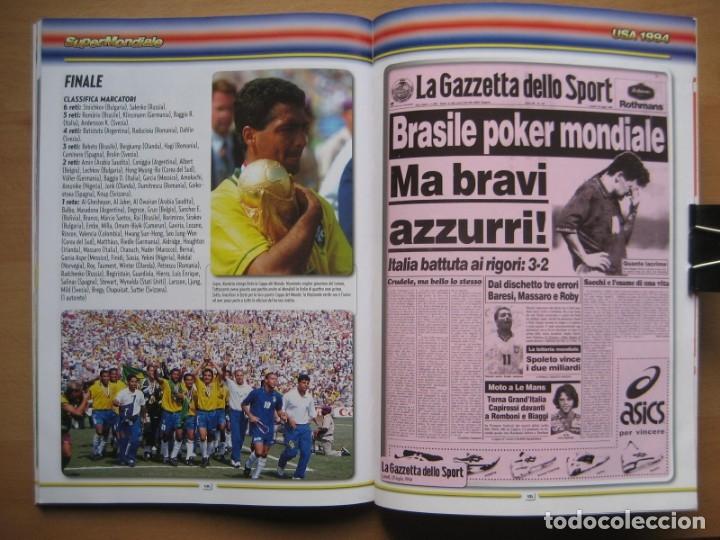 Álbum de fútbol completo: 1994 COPA DEL MUNDO - LIBRO - ALBUM MUNDIAL DE FUTBOL USA 94 - PANINI - Foto 30 - 182830842