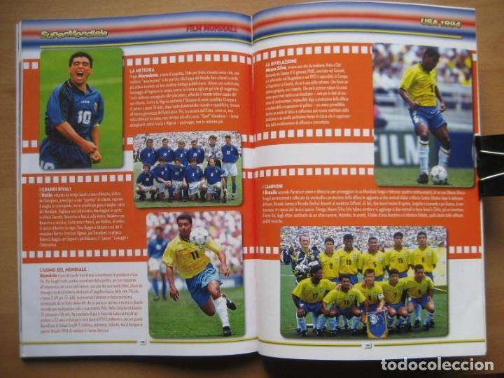 Álbum de fútbol completo: 1994 COPA DEL MUNDO - LIBRO - ALBUM MUNDIAL DE FUTBOL USA 94 - PANINI - Foto 31 - 182830842