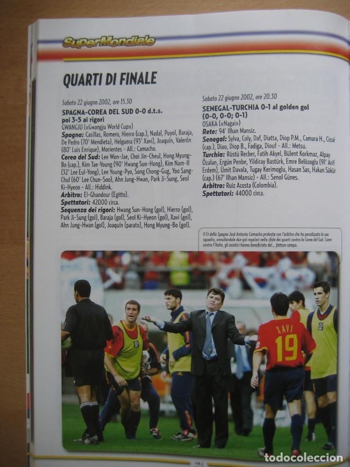 Álbum de fútbol completo: 2002 COPA DEL MUNDO - LIBRO - ALBUM MUNDIAL DE FUTBOL KOREA JAPON - PANINI - Foto 21 - 182832630