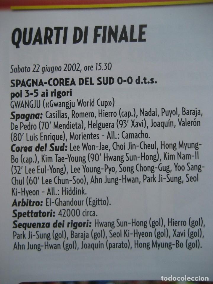 Álbum de fútbol completo: 2002 COPA DEL MUNDO - LIBRO - ALBUM MUNDIAL DE FUTBOL KOREA JAPON - PANINI - Foto 22 - 182832630