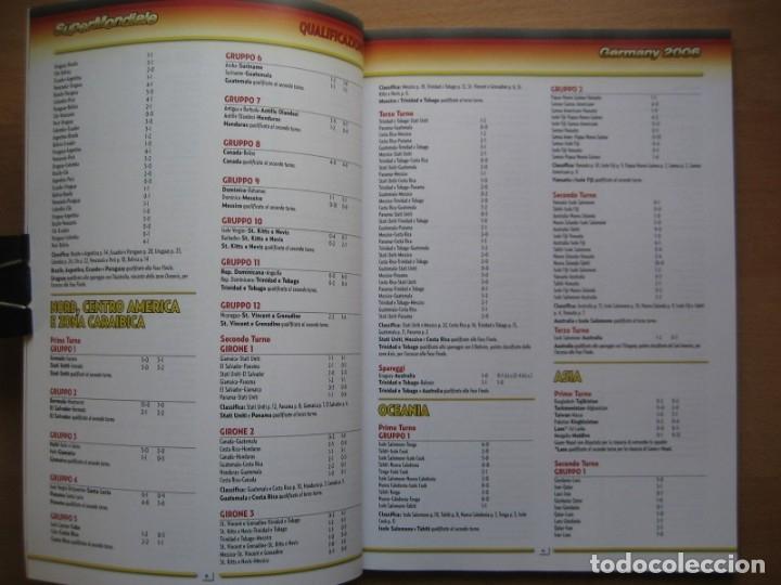 Álbum de fútbol completo: 2006 COPA DEL MUNDO - LIBRO - ALBUM MUNDIAL DE FUTBOL ALEMANIA 2006 - PANINI - Foto 3 - 182833536