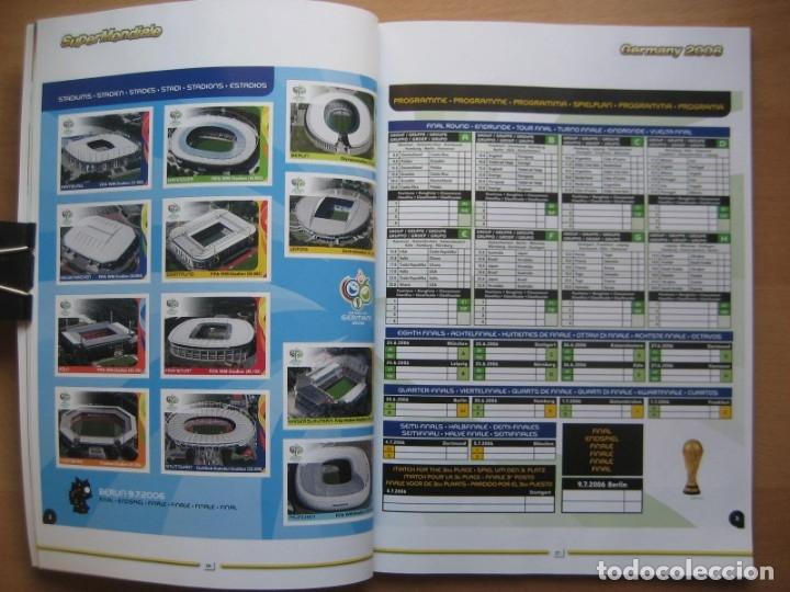 Álbum de fútbol completo: 2006 COPA DEL MUNDO - LIBRO - ALBUM MUNDIAL DE FUTBOL ALEMANIA 2006 - PANINI - Foto 7 - 182833536