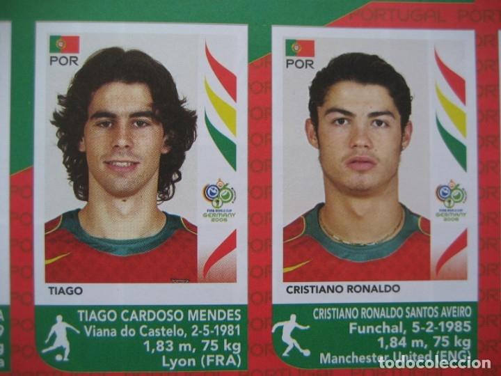 Álbum de fútbol completo: 2006 COPA DEL MUNDO - LIBRO - ALBUM MUNDIAL DE FUTBOL ALEMANIA 2006 - PANINI - Foto 11 - 182833536