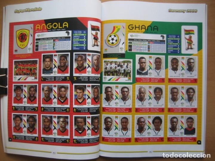 Álbum de fútbol completo: 2006 COPA DEL MUNDO - LIBRO - ALBUM MUNDIAL DE FUTBOL ALEMANIA 2006 - PANINI - Foto 12 - 182833536