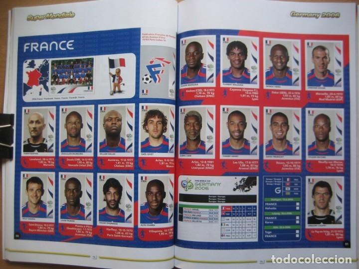 Álbum de fútbol completo: 2006 COPA DEL MUNDO - LIBRO - ALBUM MUNDIAL DE FUTBOL ALEMANIA 2006 - PANINI - Foto 13 - 182833536