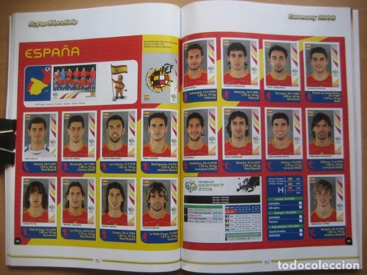 Álbum de fútbol completo: 2006 COPA DEL MUNDO - LIBRO - ALBUM MUNDIAL DE FUTBOL ALEMANIA 2006 - PANINI - Foto 14 - 182833536