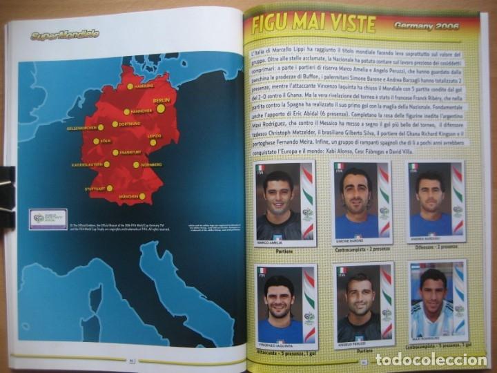 Álbum de fútbol completo: 2006 COPA DEL MUNDO - LIBRO - ALBUM MUNDIAL DE FUTBOL ALEMANIA 2006 - PANINI - Foto 15 - 182833536