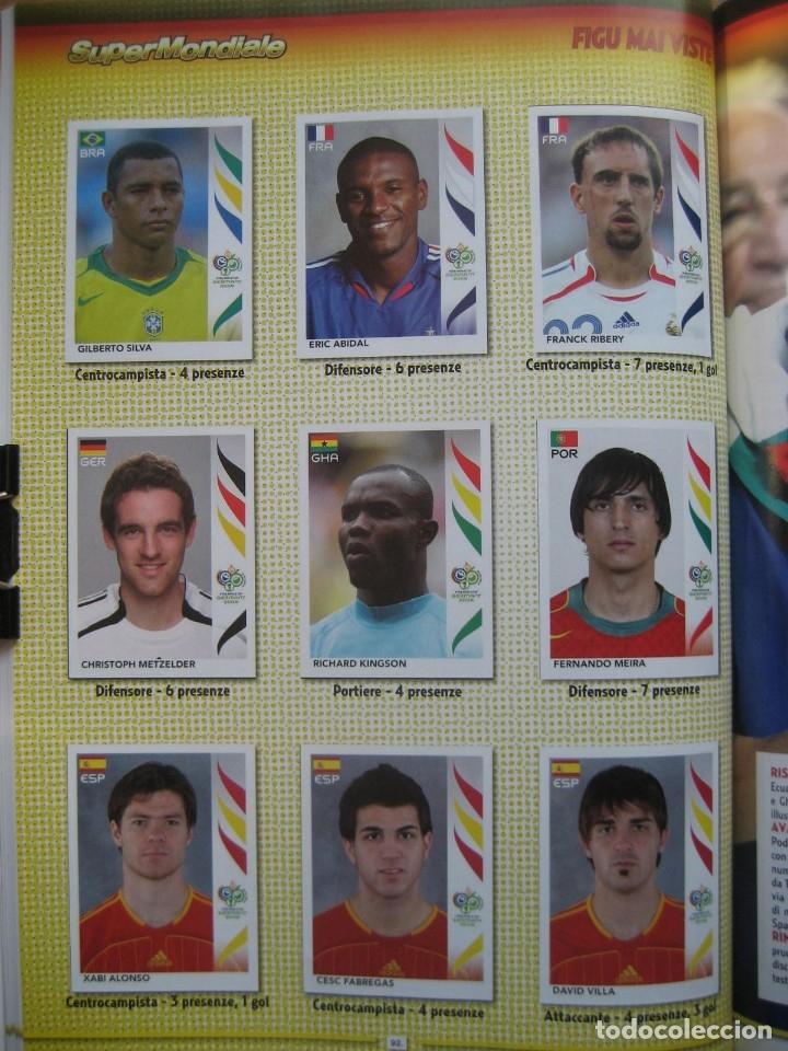 Álbum de fútbol completo: 2006 COPA DEL MUNDO - LIBRO - ALBUM MUNDIAL DE FUTBOL ALEMANIA 2006 - PANINI - Foto 16 - 182833536