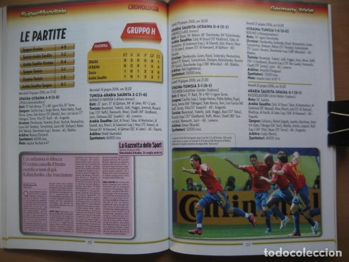 Álbum de fútbol completo: 2006 COPA DEL MUNDO - LIBRO - ALBUM MUNDIAL DE FUTBOL ALEMANIA 2006 - PANINI - Foto 17 - 182833536