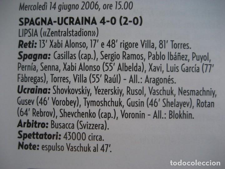 Álbum de fútbol completo: 2006 COPA DEL MUNDO - LIBRO - ALBUM MUNDIAL DE FUTBOL ALEMANIA 2006 - PANINI - Foto 18 - 182833536