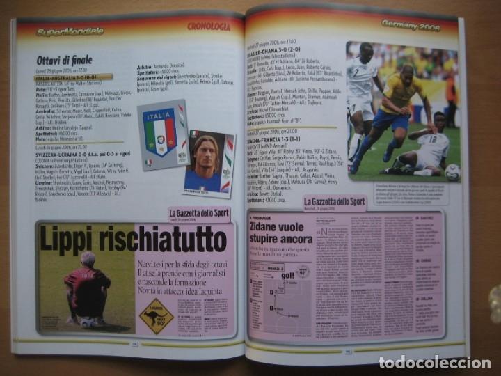 Álbum de fútbol completo: 2006 COPA DEL MUNDO - LIBRO - ALBUM MUNDIAL DE FUTBOL ALEMANIA 2006 - PANINI - Foto 19 - 182833536