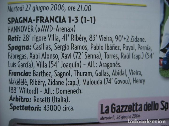Álbum de fútbol completo: 2006 COPA DEL MUNDO - LIBRO - ALBUM MUNDIAL DE FUTBOL ALEMANIA 2006 - PANINI - Foto 20 - 182833536