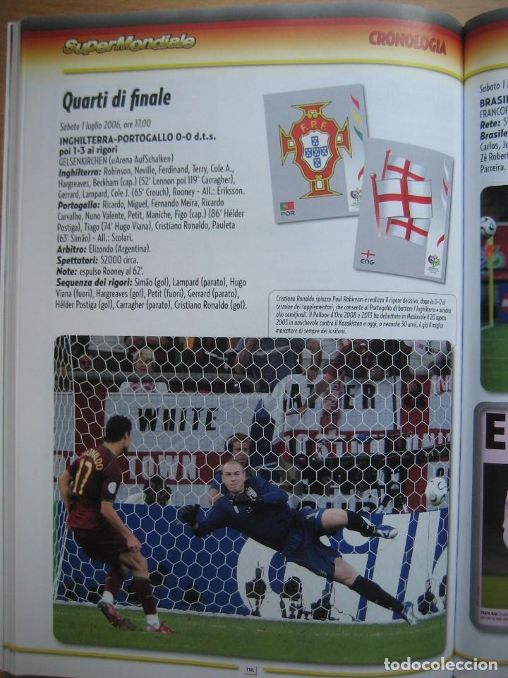 Álbum de fútbol completo: 2006 COPA DEL MUNDO - LIBRO - ALBUM MUNDIAL DE FUTBOL ALEMANIA 2006 - PANINI - Foto 21 - 182833536