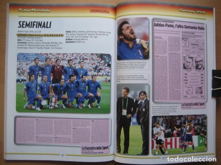Álbum de fútbol completo: 2006 COPA DEL MUNDO - LIBRO - ALBUM MUNDIAL DE FUTBOL ALEMANIA 2006 - PANINI - Foto 22 - 182833536