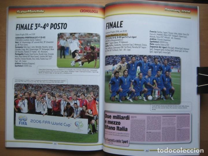 Álbum de fútbol completo: 2006 COPA DEL MUNDO - LIBRO - ALBUM MUNDIAL DE FUTBOL ALEMANIA 2006 - PANINI - Foto 23 - 182833536