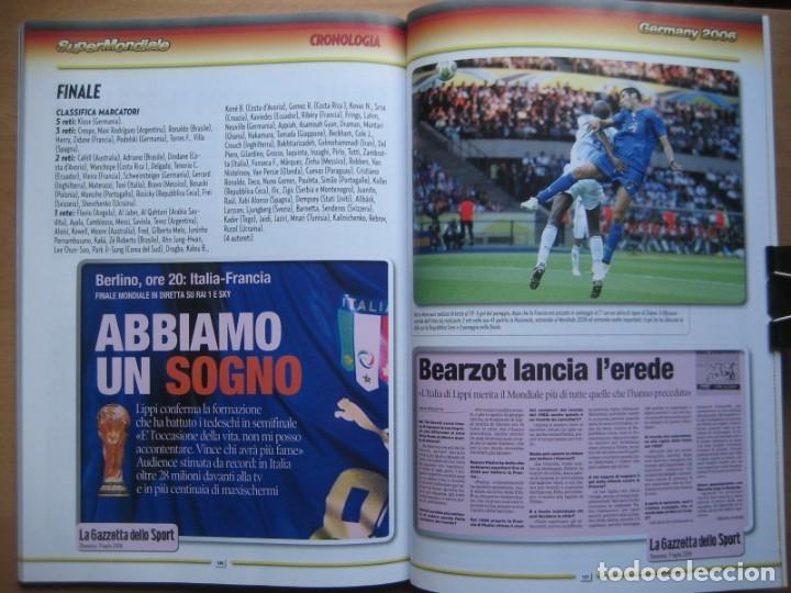 Álbum de fútbol completo: 2006 COPA DEL MUNDO - LIBRO - ALBUM MUNDIAL DE FUTBOL ALEMANIA 2006 - PANINI - Foto 24 - 182833536
