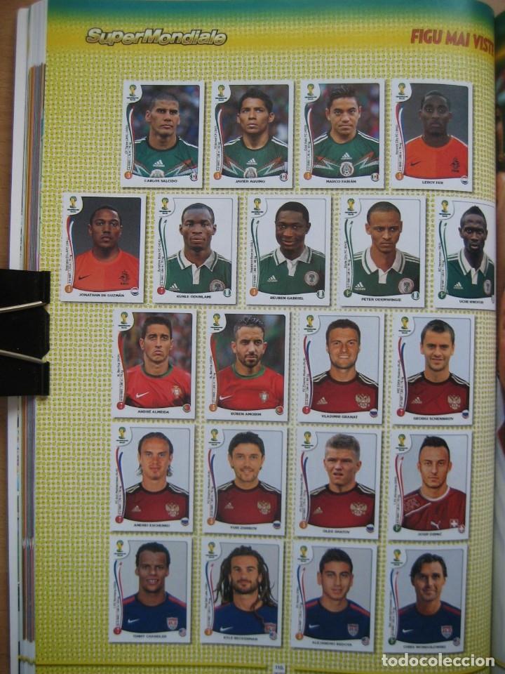 Álbum de fútbol completo: 2014 COPA DEL MUNDO - LIBRO - ALBUM MUNDIAL DE FUTBOL BRASIL 2014 - PANINI - Foto 14 - 182834256