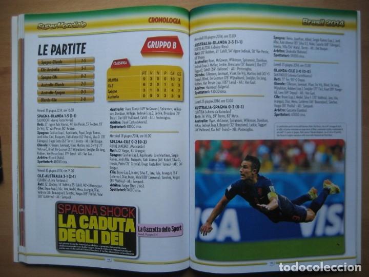 Álbum de fútbol completo: 2014 COPA DEL MUNDO - LIBRO - ALBUM MUNDIAL DE FUTBOL BRASIL 2014 - PANINI - Foto 15 - 182834256