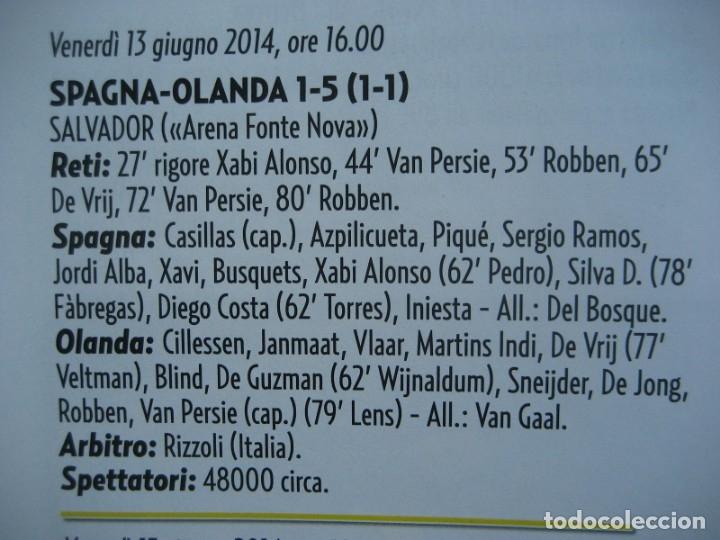 Álbum de fútbol completo: 2014 COPA DEL MUNDO - LIBRO - ALBUM MUNDIAL DE FUTBOL BRASIL 2014 - PANINI - Foto 16 - 182834256