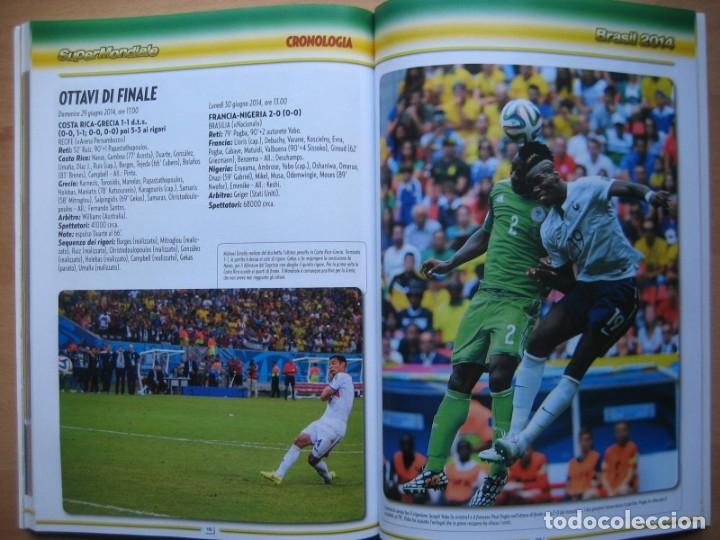 Álbum de fútbol completo: 2014 COPA DEL MUNDO - LIBRO - ALBUM MUNDIAL DE FUTBOL BRASIL 2014 - PANINI - Foto 17 - 182834256