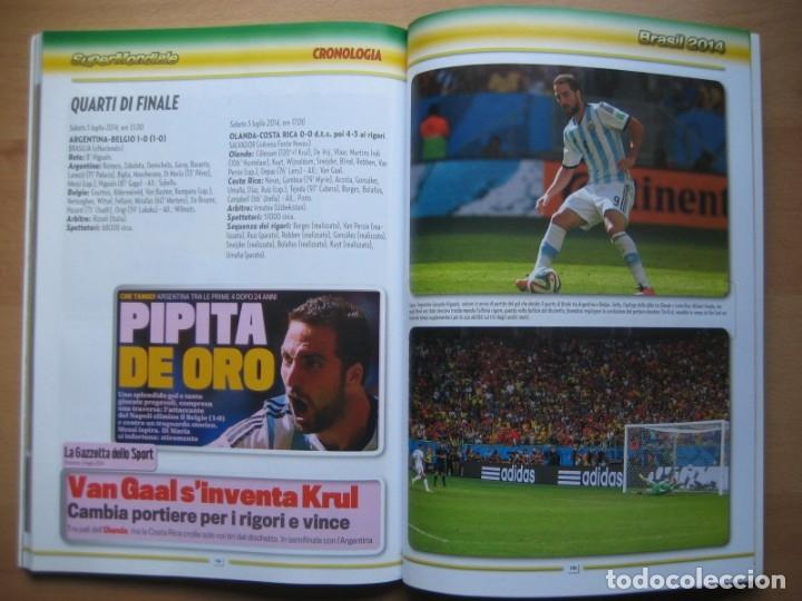 Álbum de fútbol completo: 2014 COPA DEL MUNDO - LIBRO - ALBUM MUNDIAL DE FUTBOL BRASIL 2014 - PANINI - Foto 18 - 182834256