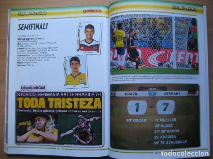 Álbum de fútbol completo: 2014 COPA DEL MUNDO - LIBRO - ALBUM MUNDIAL DE FUTBOL BRASIL 2014 - PANINI - Foto 19 - 182834256