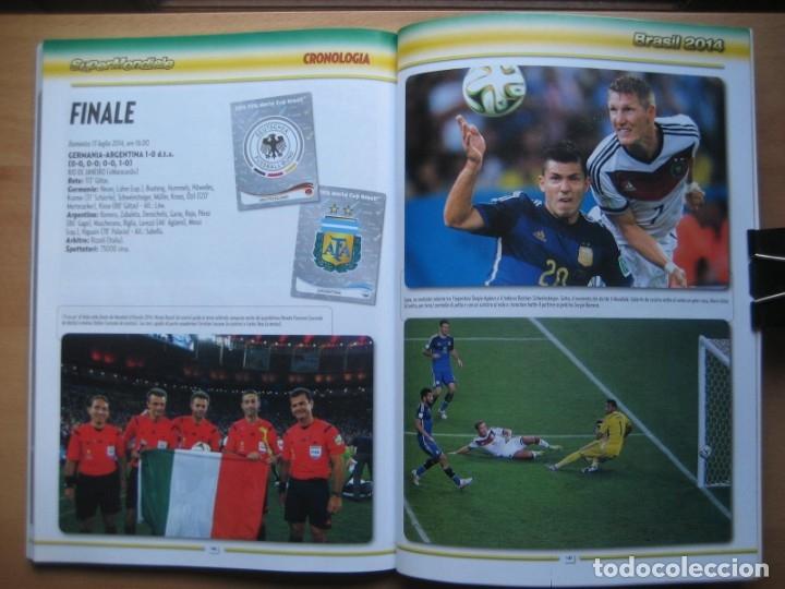Álbum de fútbol completo: 2014 COPA DEL MUNDO - LIBRO - ALBUM MUNDIAL DE FUTBOL BRASIL 2014 - PANINI - Foto 20 - 182834256