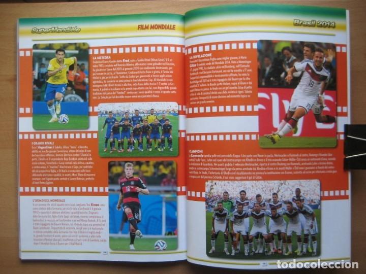 Álbum de fútbol completo: 2014 COPA DEL MUNDO - LIBRO - ALBUM MUNDIAL DE FUTBOL BRASIL 2014 - PANINI - Foto 22 - 182834256