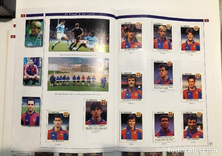 Álbum de fútbol completo: ÁLBUM CROMOS BARÇA 1899-1999, 1er CENTENARIO ** - Foto 4 - 182896400