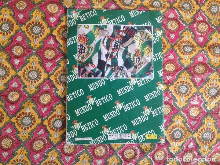 Álbum de fútbol completo: ALBUM BETIS COMPLETO FIRMADO POR JUGADORES - Foto 22 - 182945462