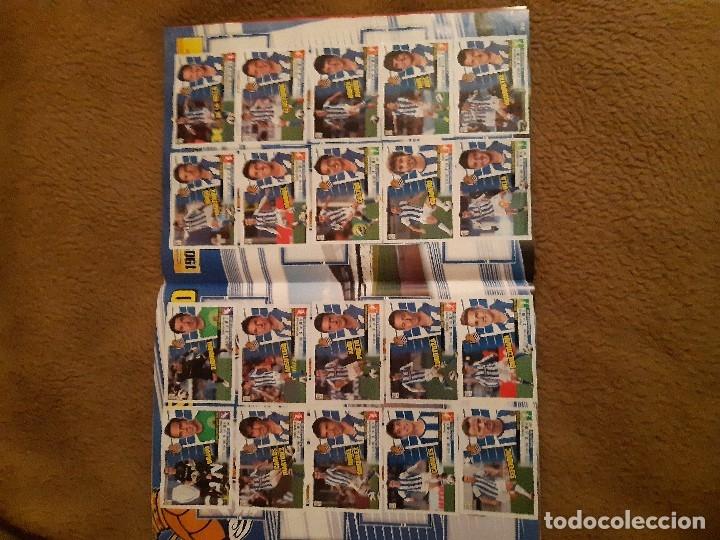 Álbum de fútbol completo: ALBUM DE FUTBOL EDICION ESTE PANNINI TEMP 2013-14 COMPLETO MUY BUEN ESTADO - Foto 2 - 182982513