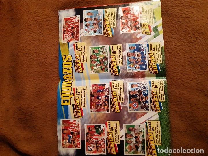 Álbum de fútbol completo: ALBUM DE FUTBOL EDICION ESTE PANNINI TEMP 2013-14 COMPLETO MUY BUEN ESTADO - Foto 3 - 182982513