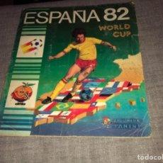 Álbum de fútbol completo: ALBUM COMPLETO DE CROMOS WORLD CUP ESPAÑA 82 PANINI . Lote 183717868