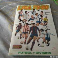 Álbum de fútbol completo: ALBUM ED. ESTE 1979-80 ( TODOS LOS.CROMOS.EDITADOS) INCLUYE LAS DOS VERSIONES DE SIMONSSEN. Lote 183809412